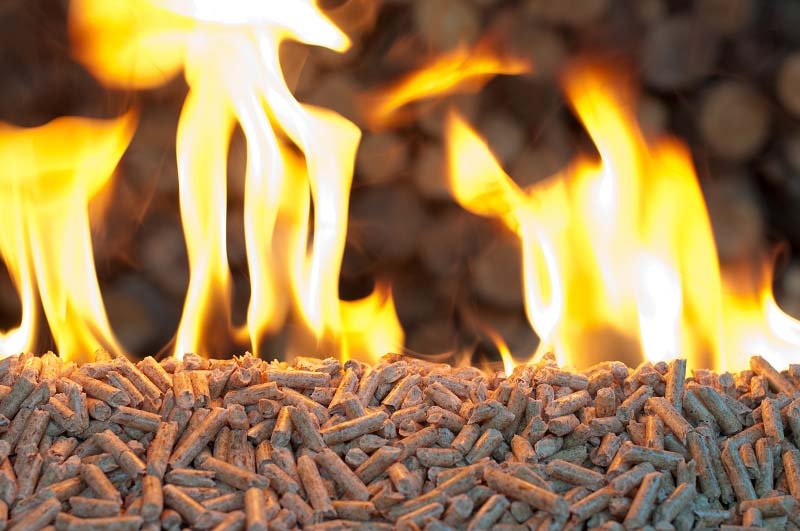 How to prevent self-ignition of pellet factory