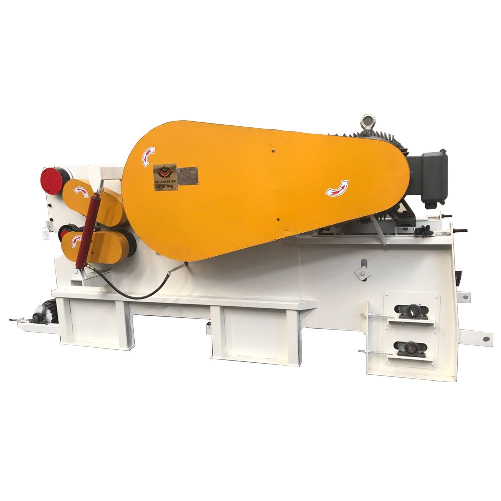 Large capacity 8-15 t/h industrial wood chipper for sale drum wood chipper