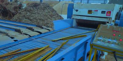 Asia biggest 20t/h biomass straw wood pellet production line(图2)