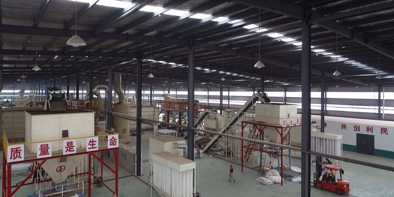 Annual output of 100,000 tons wood pellet line in Jiangsu (图3)